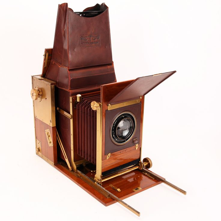 A Tropical Folding Minex Camera Outfit By Adams & Co, London, 10cm X 15cm