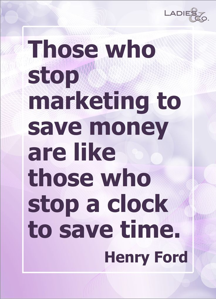 Image result for quote those who stop marketing