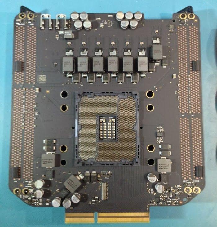 Confirmado que el procesador Intel Xeon E5 se encuentra en el Mac Pro  es extraíble