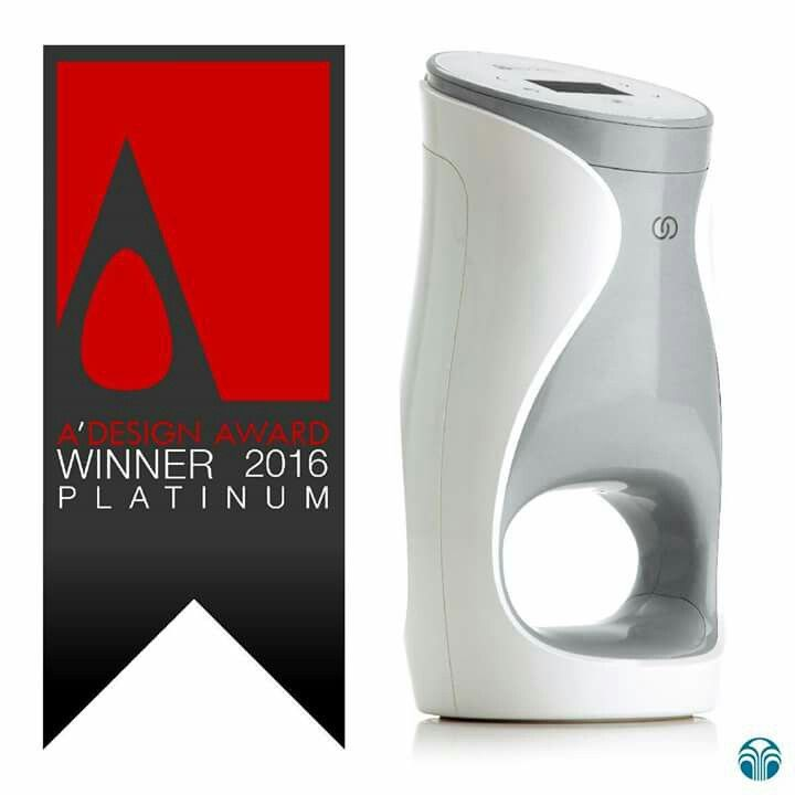 Nu Skin has been awarded a Platinum A' Design Award for ageLOC Me. The device was the only platinum winner, the highest award given in the Beauty, Personal Care and Cosmetic Products category.