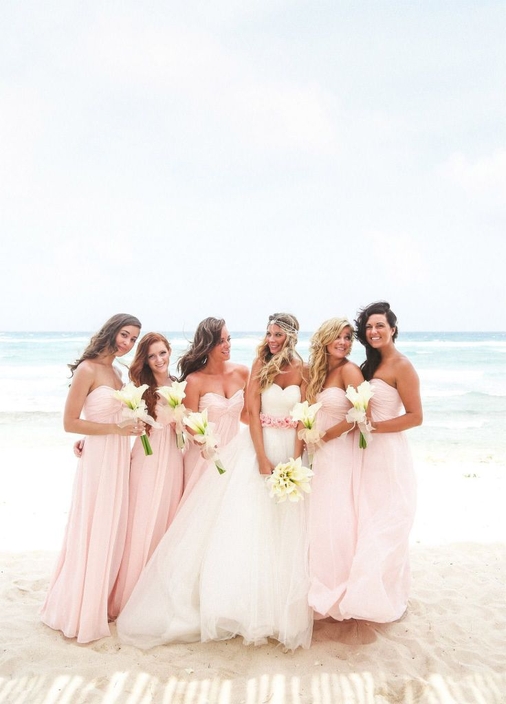 Beach Wedding Bridesmaids Fashion Dresses,50s Audrey Hepburn Style Wedding Dress