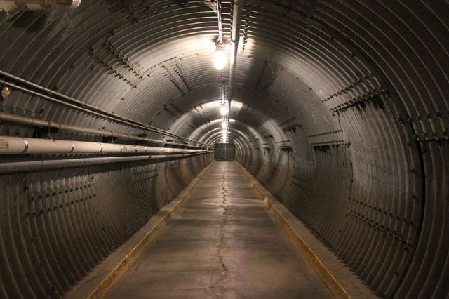 10 Abandoned Nuclear Bunkers, Missile Silos and Ammunition Dumps