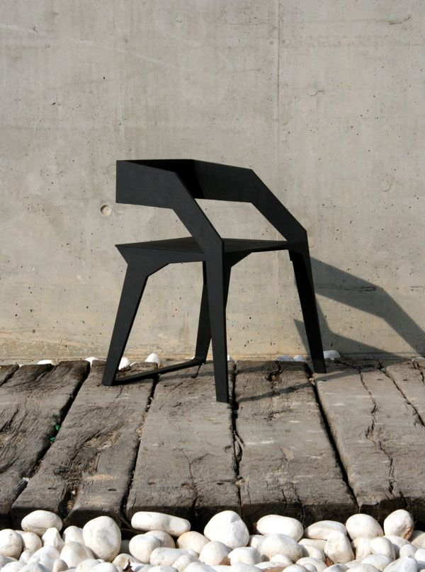 Sketch Chair on Behance