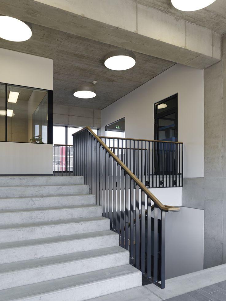 Simple Gallery of TGZ W rzburg KSG Architekten