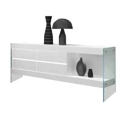 Domenica Modern Dining Table Modern Sideboard Buffet Table