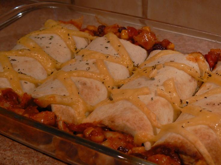 Meksykańska tortilla http://smacznieidietetycznie.blox.pl