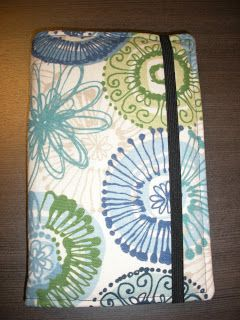 Life of a crafter: Instructions to Make a Kindle Fire Cover