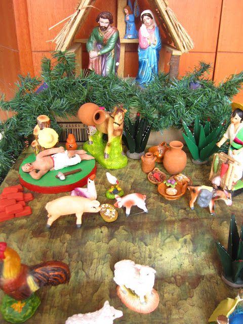 Coffee Break: Decoración para Navidad 2012 Nacimiento