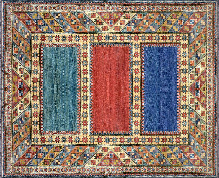 Шерстяные ковры ручной работы - в интернет магазине ANSY Carpet Company
