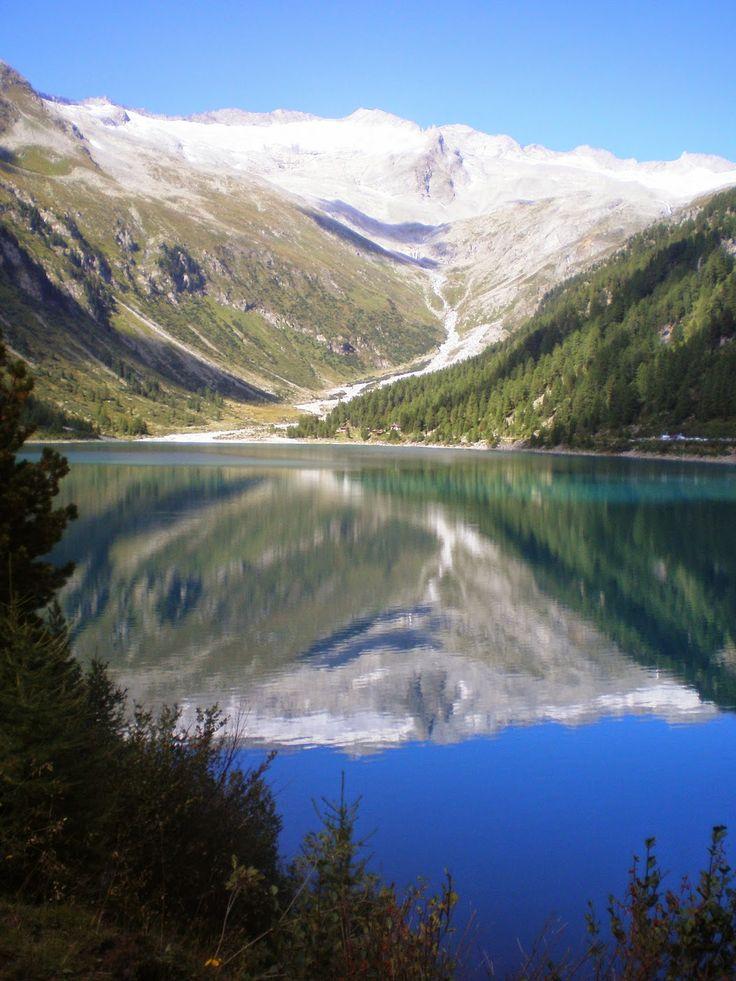 Scatti: Lago di Neves - Valle Aurina