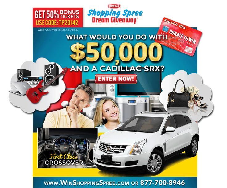 11 best promo codes coupons for 2014 dream giveaway images on get a 50 bonus ticket promo code for august december 2014 for the shopping fandeluxe Image collections