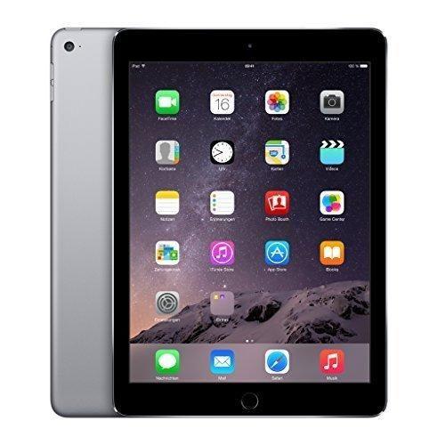 Apple iPad Air 2, 128 GB, Space Gray,  Newest Version  (Certified Refurbished) on sale for $499.99 Retail Price: $799.99. #Apple #iPad2 #AppleiPad2 #iPadSale #ClearanceSale