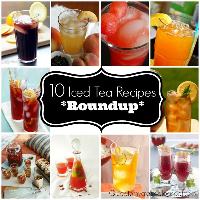 17 best images about ice tea on pinterest fruit for Easy fruit tea recipe