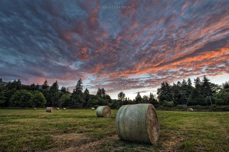 Rural Skies... by Craig Letourneau on 500px
