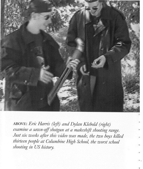 Eric Harris And Dylan Klebold, Columbine High School