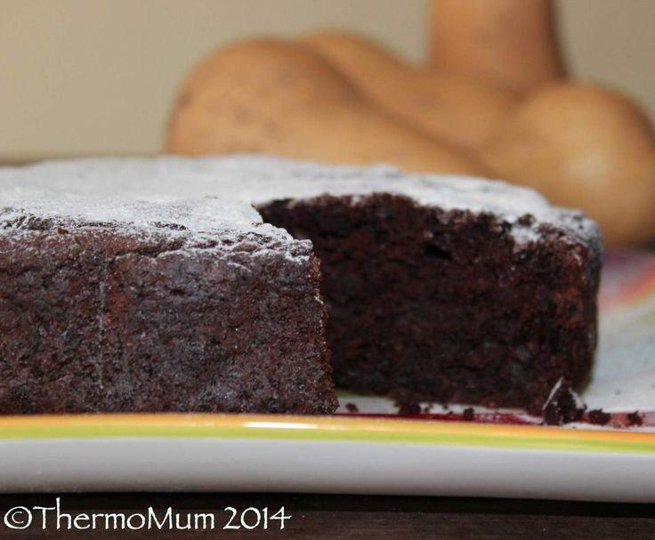 Recipe Chocolate Pumpkin Cake by ThermoMum - Jude Blake - Recipe of category Baking - sweet