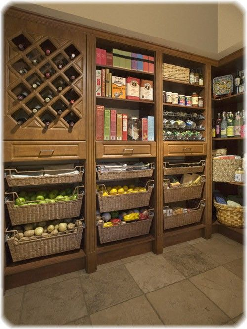 Ultimate pantry