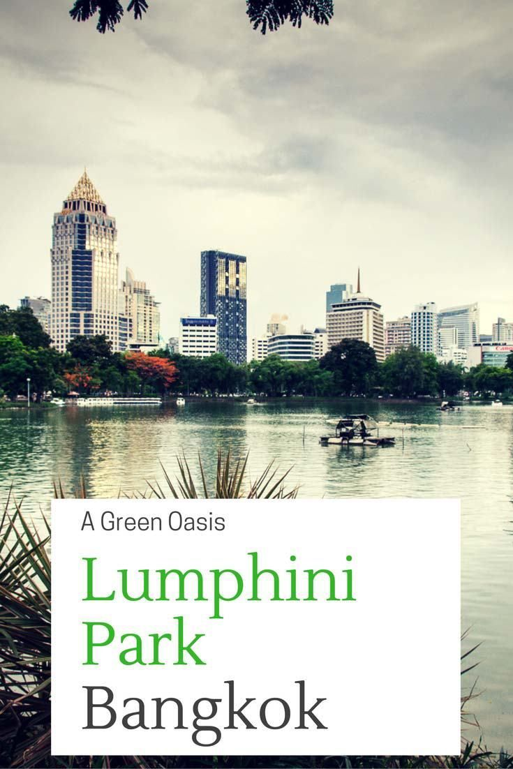 If you are planning on heading to Bangkok, you should visit Bangkok`s green lung Lumphini Park. Here you can go for a walk, a run, join free aerobics or paddle on the lake.