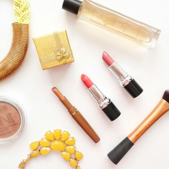 Summer favourites, bronze and golden