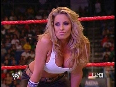 Former wwe diva trish stratus wwe divas pinterest for 16 wrestlers and their huge homes