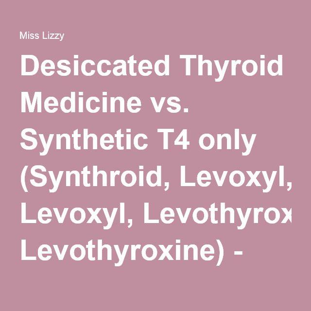 Synthroid prescriptions