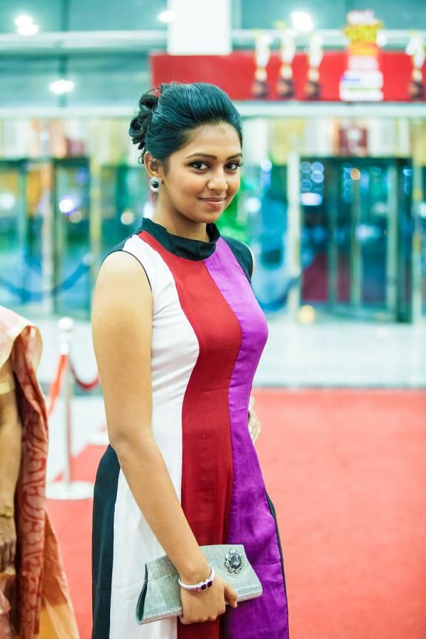 Lakshmi Menon at SIIMA 2013