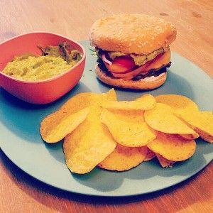 Recept: de Sombrero burger