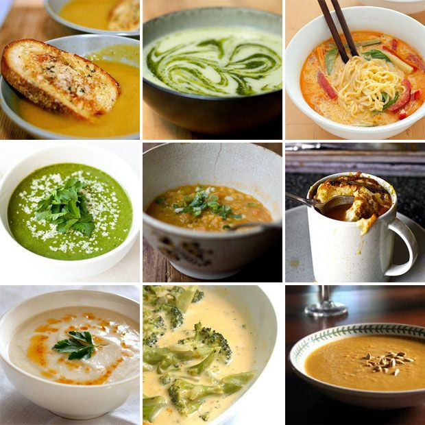 When the temperatures start to drop the first thing I think of isn't boots and cozy sweaters. Nope, the first thing I think about is soup! I've been loading my Pinterest with delicious looking reci...