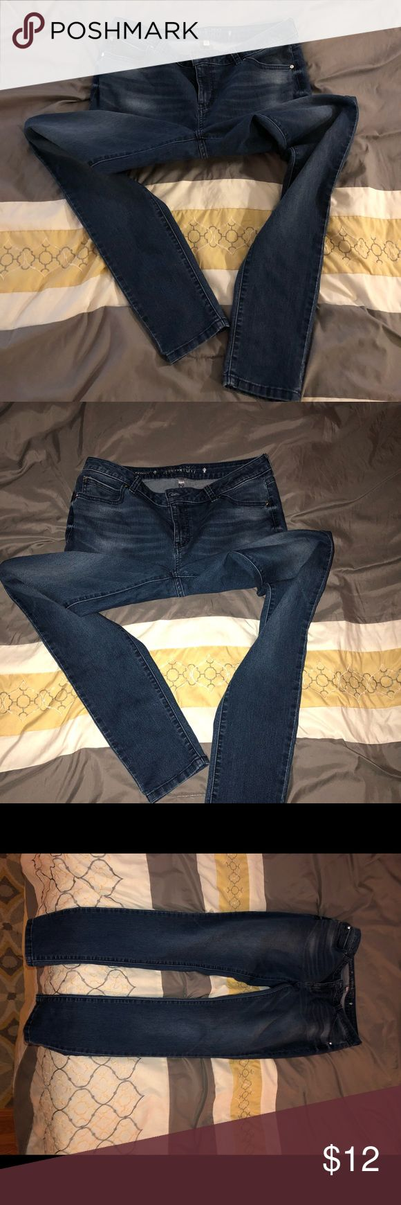 Jennifer Lopez Medium Wash Skinny Jeans 👖 Jennifer Lopez Medium Wash Skinny Jeans 👖Bundle and Save! Jennifer Lopez Jeans Skinny