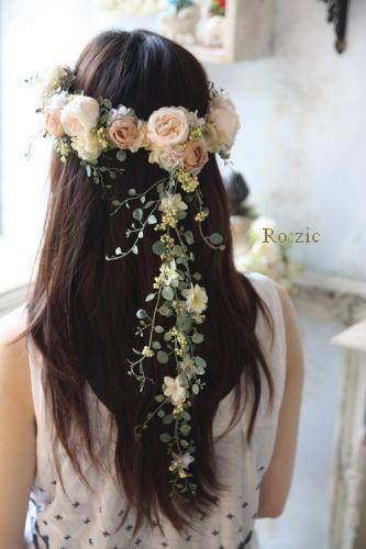 2013.1.26 花冠とリストレット  : Ro:zic die floristin