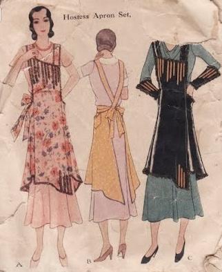 Fashion apron!