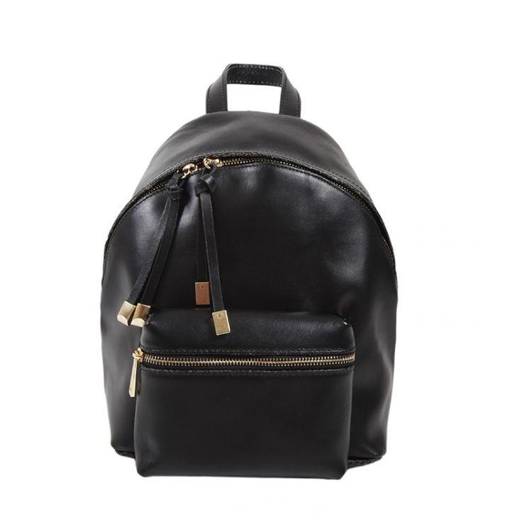 john-andy.com   JOHN-ANDY Μικρό Δερμάτινο Vintage Backpack