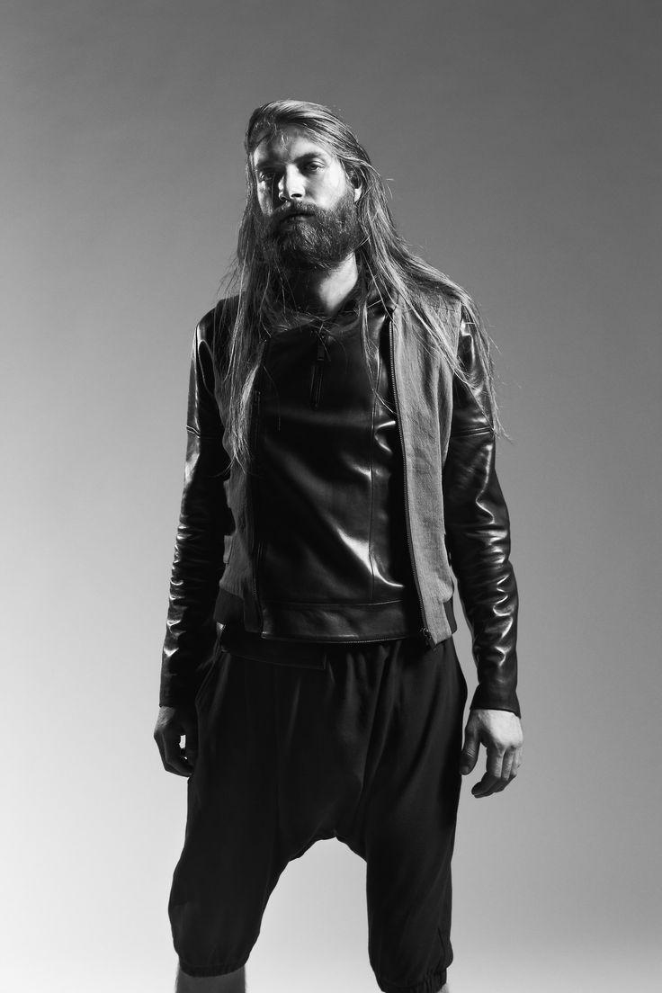 #fashion #men #shooting #blackandwhite #mood #lookbook #campaign