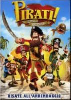 Pirati! Briganti da strapazzo [Videoregistrazione] / directed by Peter Lord ; screenplay by Gideon Defoe ; music by Theodore Shapiro