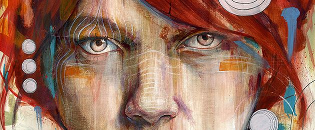 Unknown painting name by Michael Shapcott
