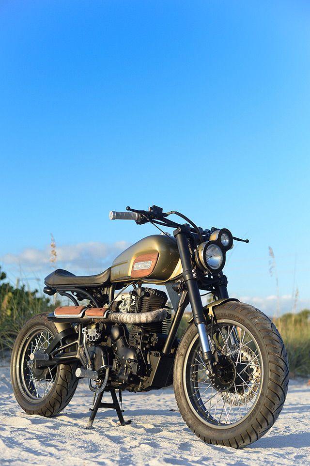 2037 best Scrambler-Style-Bikes images on Pinterest   Custom bikes ...
