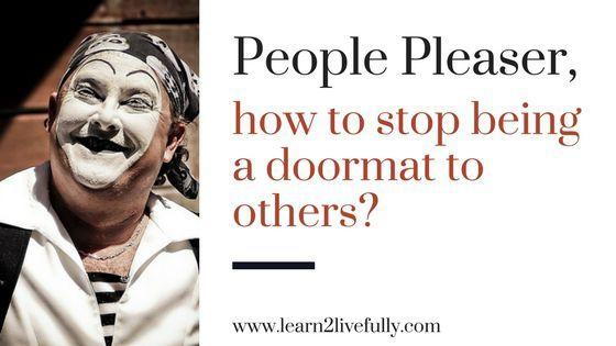 people pleaser