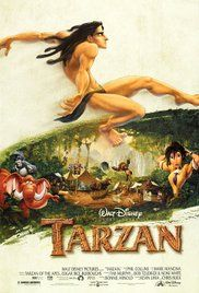 Tarzan 1 Full Movie Disney. A man raised by gorillas must decide where he really belongs when he discovers he is a human.