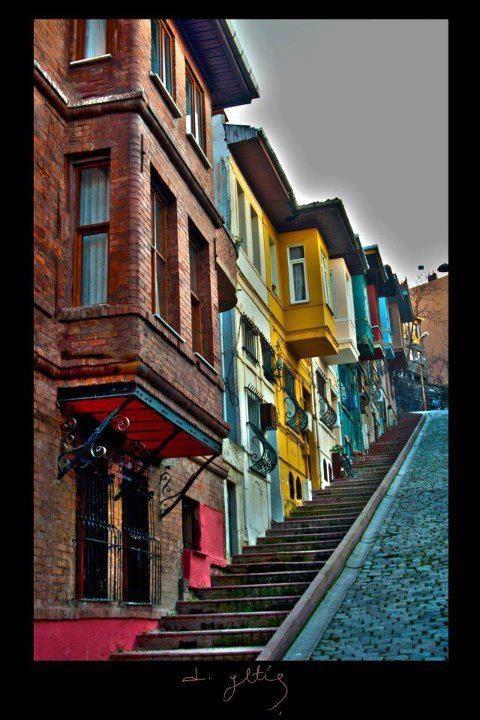 Balat, İstanbul - Türkiye
