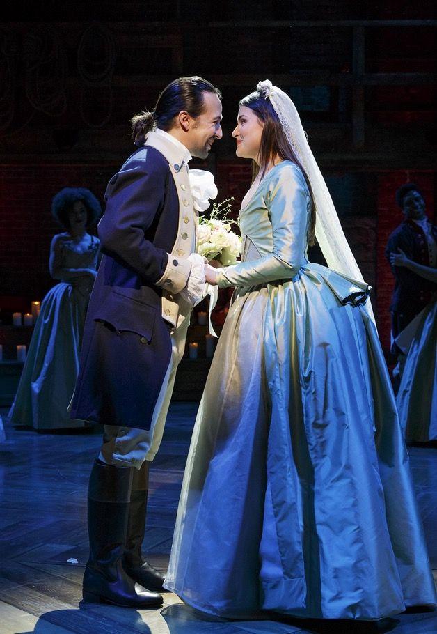 "Hamilton, Eliza ""A toast to the groom... A toast to the ..."