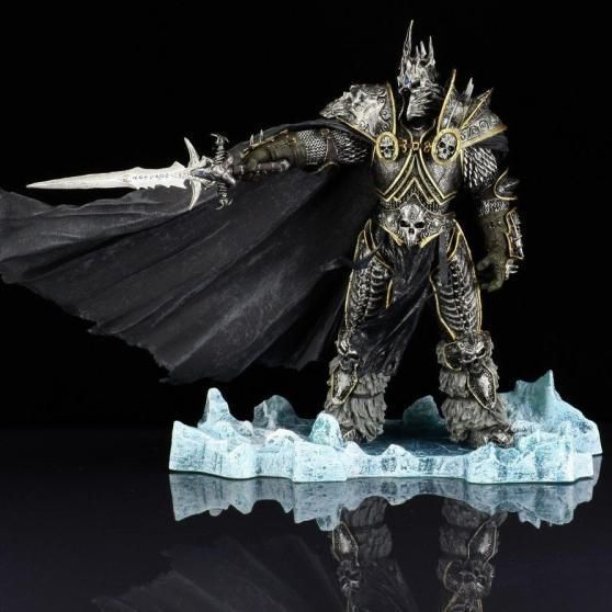 Dota 2 Arthas Menethil Lich King Action Figure Toys 21cm //Price: $65.36 & FREE Shipping //     #actionfigurecollectors