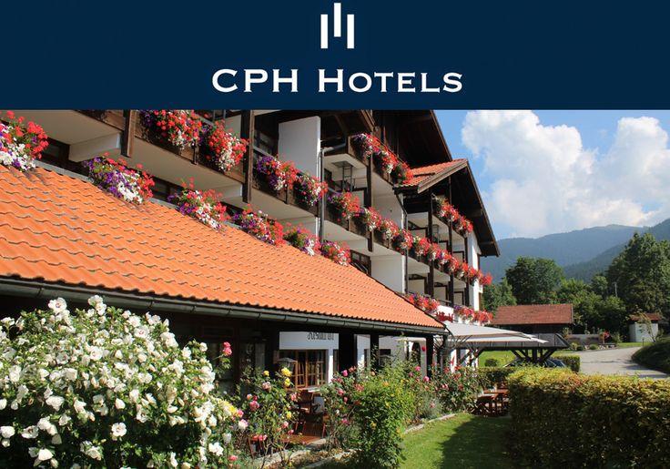 Conference Partner Hotel Schillingshof Bad Kohlgrub in den Ammergauer Alpen http://badkohlgrub.cph-hotels.com