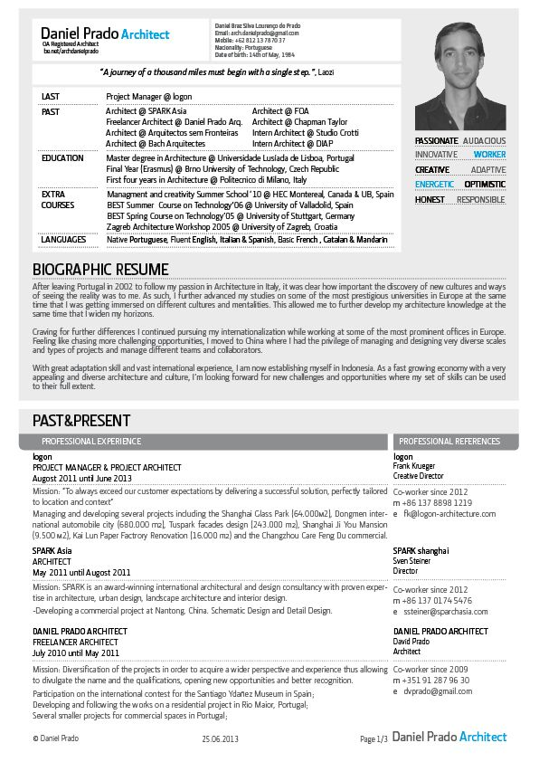Best  Portfolios Cv Images On   Creative Resume
