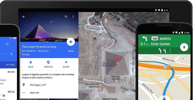 Mapy Google wkrótce pozwolą zapisywać mapy offline na karcie microSD. #mapy #google #offline #maps http://dodawisko.pl/8879-mapy-google-wkrtce-pozwol-zapisywa-mapy-offline-na-karcie-microsd.html