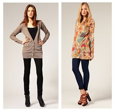 What to wear with skinny jeans - I never know what shoes look good