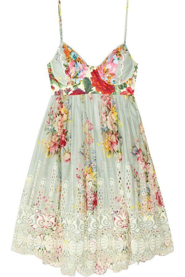 ♫ floral dress ♪