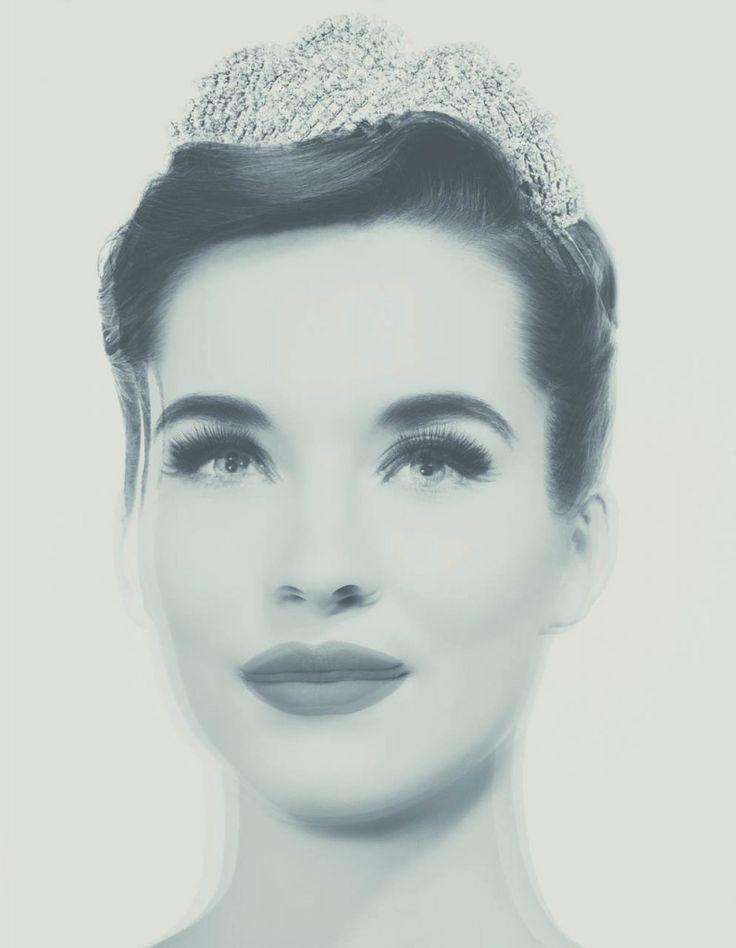 Valerie Belin - Crowned Head #1, 2009