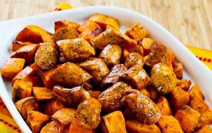 8 ricette vegane con patate dolci - Le patate dolci possono essere utilizzate per la preparazione di numerose ricette vegane: primi piatti, secondi e dolci prelibati. Eccone 8 da provare.