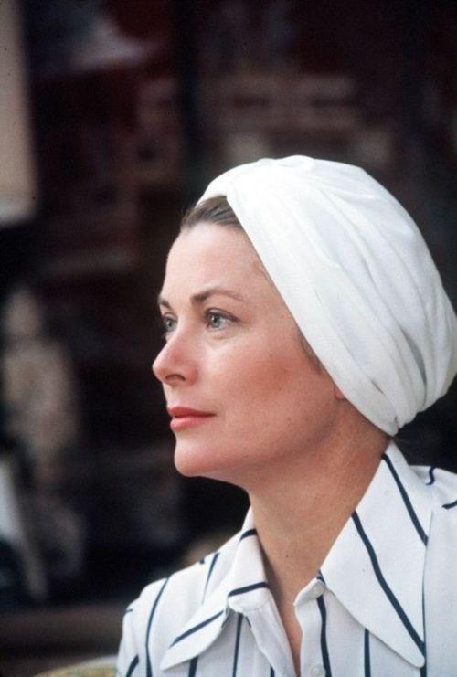 graceandfamily:  Princess Grace of Monaco 1975.