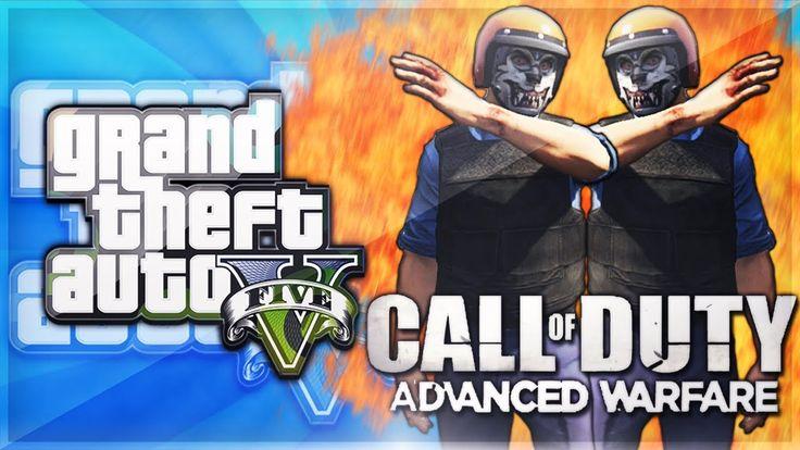 Pornhub Call of Duty GTA 5 | Call of Duty: Advanced Warfare - GTA 5 Trailer PARODY! (New COD, GTA 5 ...